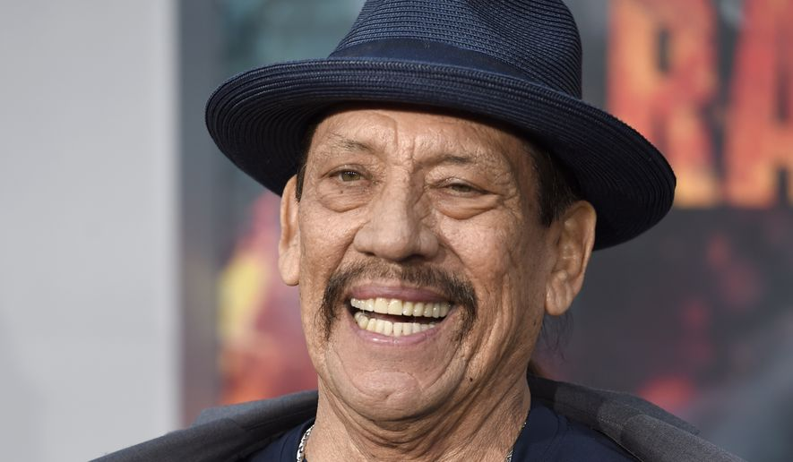 Actor Danny Trejo Rescued A Baby From Trapped Car 569097803