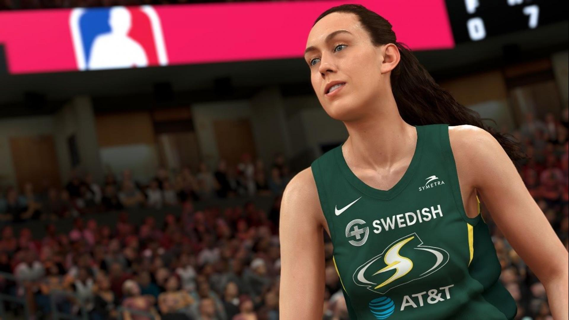 NBA 2K20 Will Feature WNBA In Game