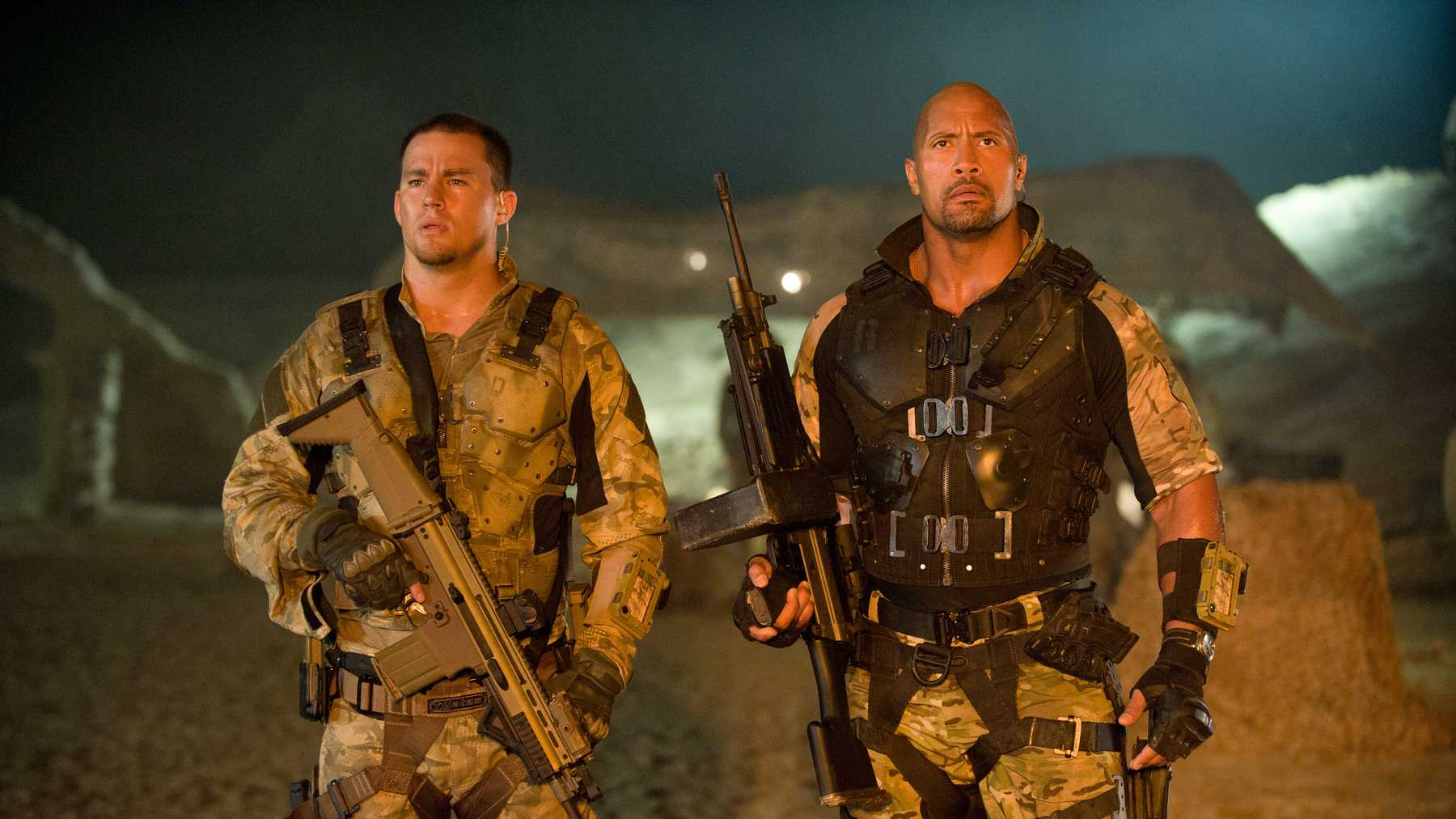 G.I. Joe Currently Working On Spinoffs
