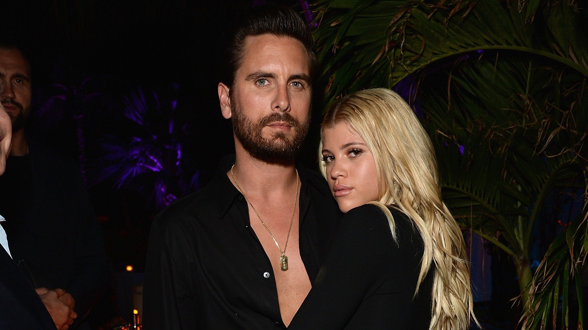 Scott Disick Surprises Sofia Richie With A New Car for Her 21st Birthday 1468353795