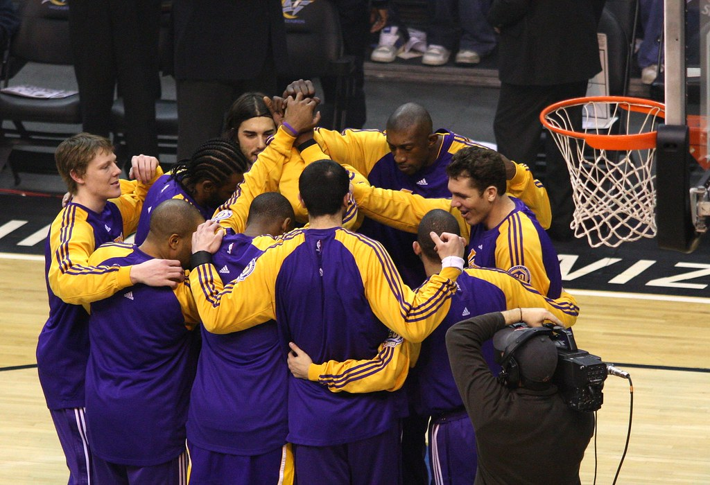 Lakers Focused On Playing Defense In Upcoming Season