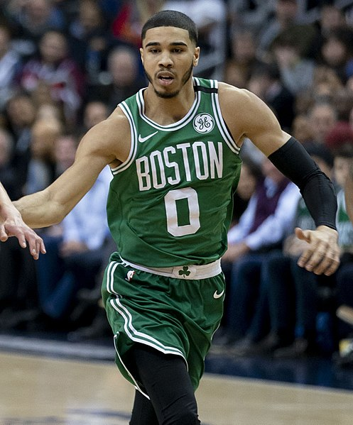 Jayson Tatum Injures Ankle While Playing For Team USA