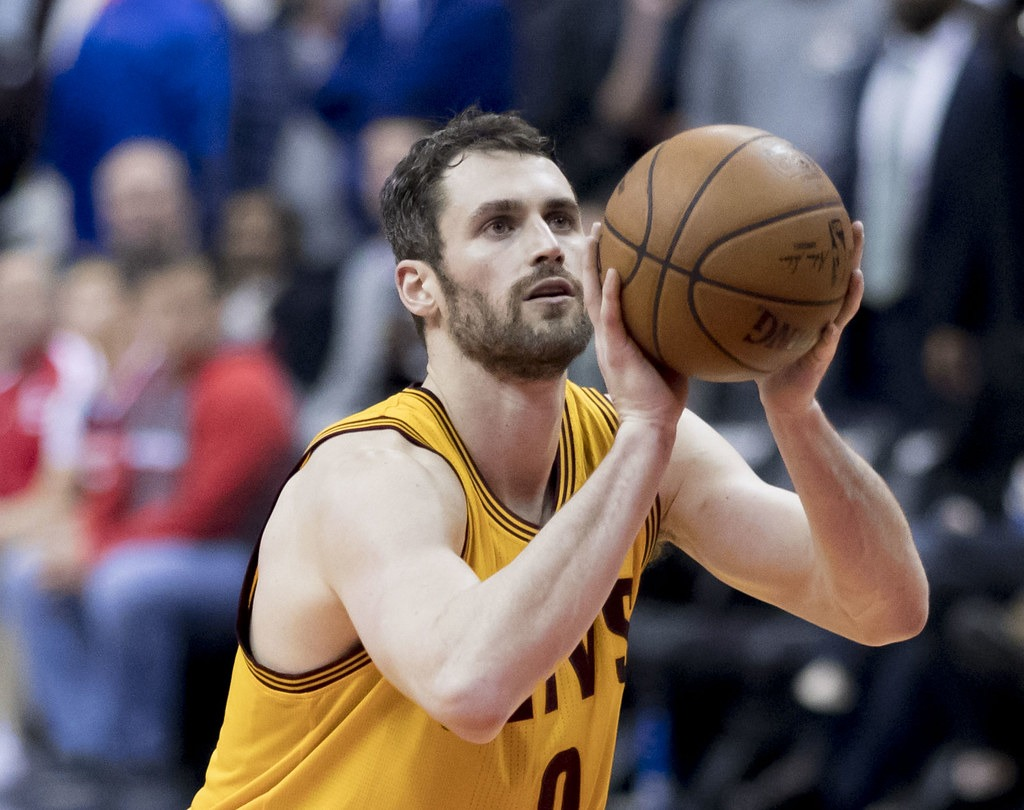 Kevin Love Opens Up About His Mental Health Issues