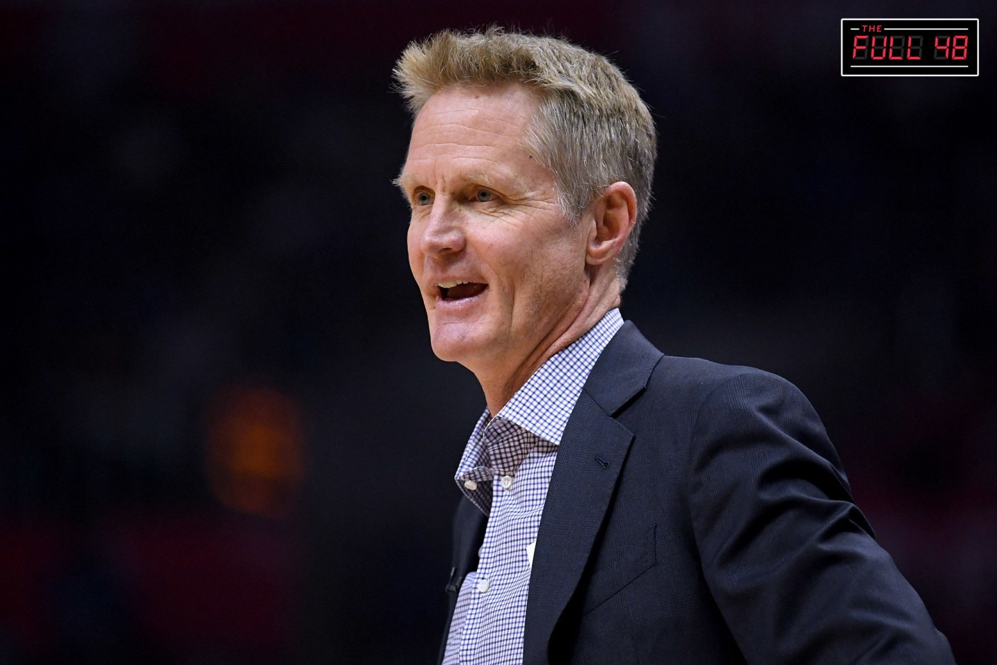Steve Kerr Opens Up About New Look Warriors