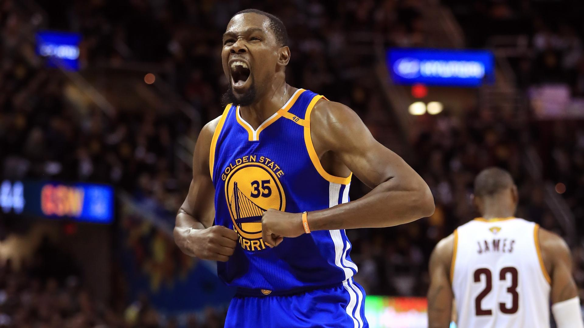 Kevin Durant Admits He Wasn#8217;t Happy With Steve Kerr Coaching