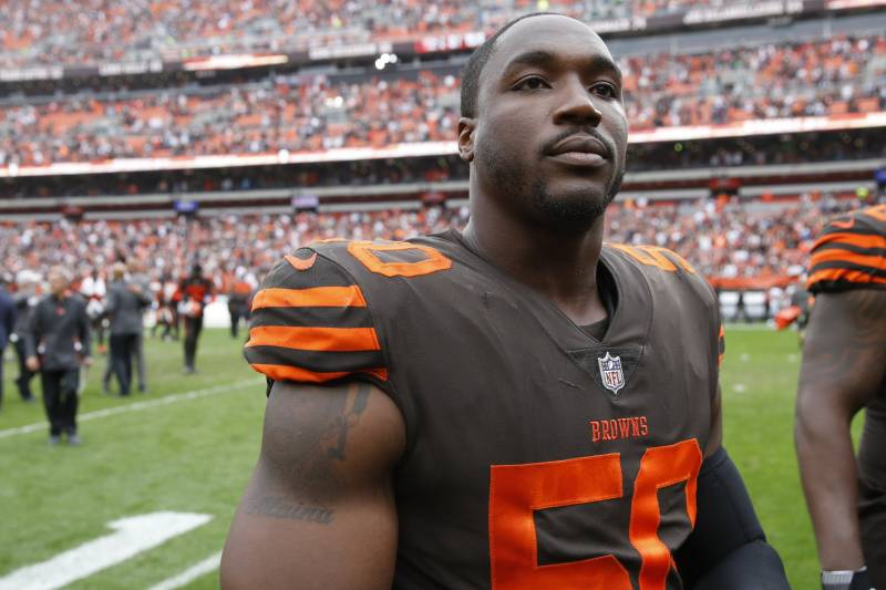 Cleveland Browns Player Chris Smith's Girlfriend Killed A Month After Giving Birth To Their Daughter