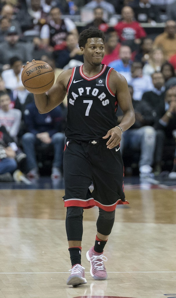 Kyle Lowry Agrees To 1-year $31 Million Extension With The Raptors