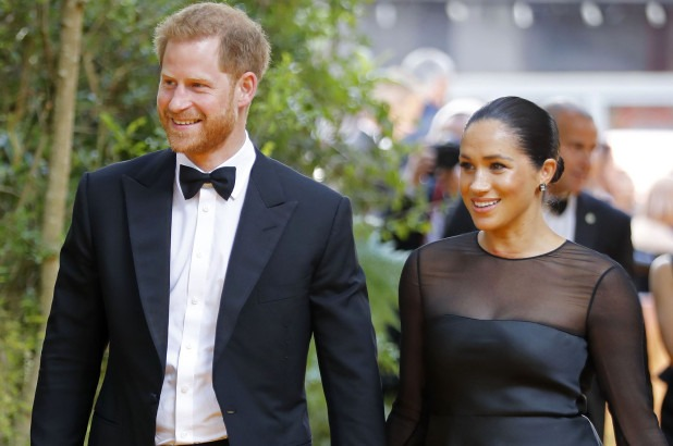 Prince Harry Releases Statement Against The Poor Treatment Of Meghan Markle #8220;I cannot begin to describe how painful it has been#8221; 1855290364