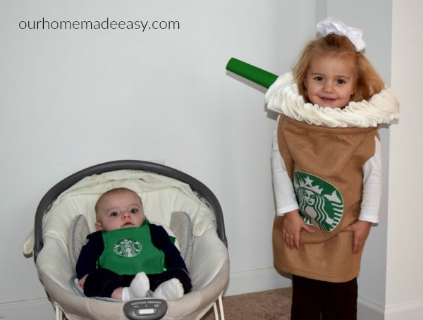 5 Seriously Adorable Kids Dressed In Starbucks Costumes 1618267917