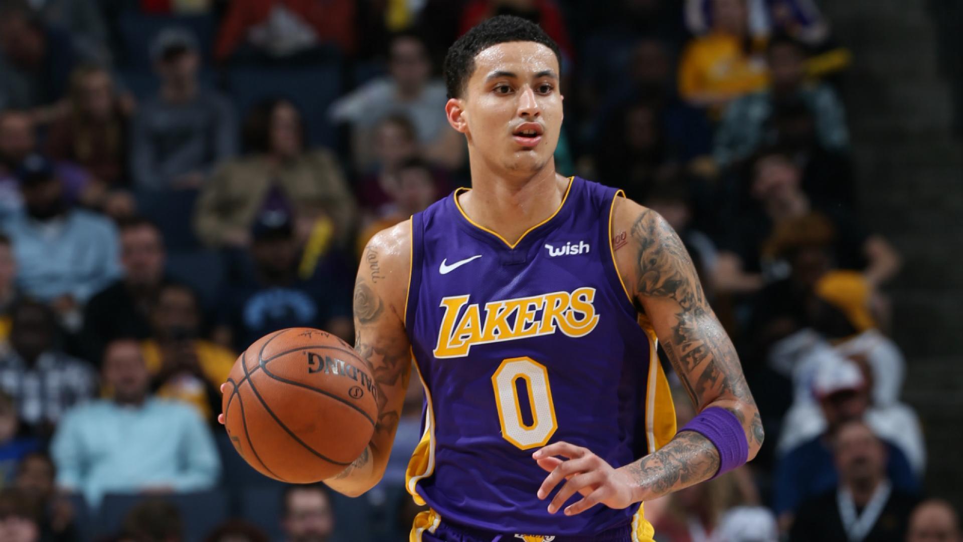Lakers Exercise Team Option For Kyle Kuzma
