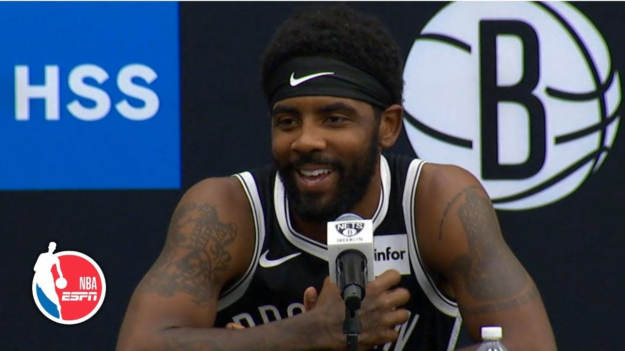 Kyrie Irving Leaves Nets Game With Facial Fracture