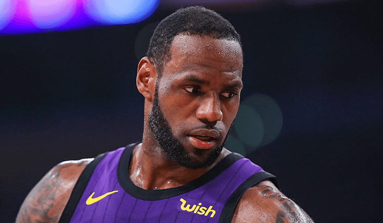 """LeBron James Admits Rockets GM Was Not """"Educated"""" Before Tweeting About China"""