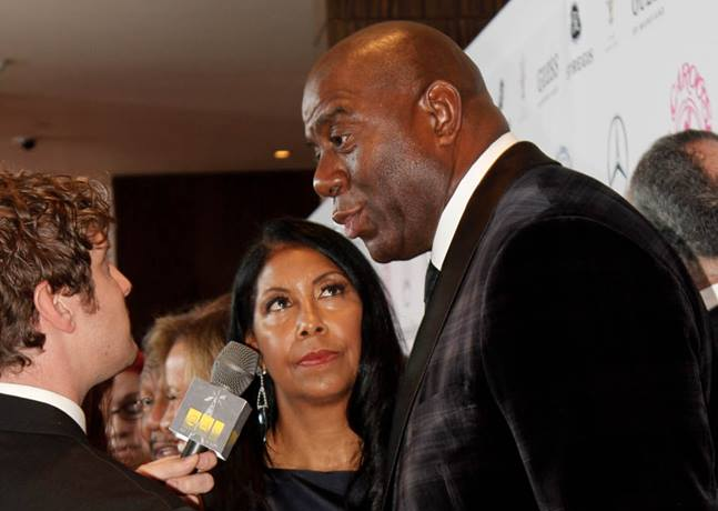 Magic Johnson Believes LeBron Will Average Close To A Triple Double This Upcoming Season