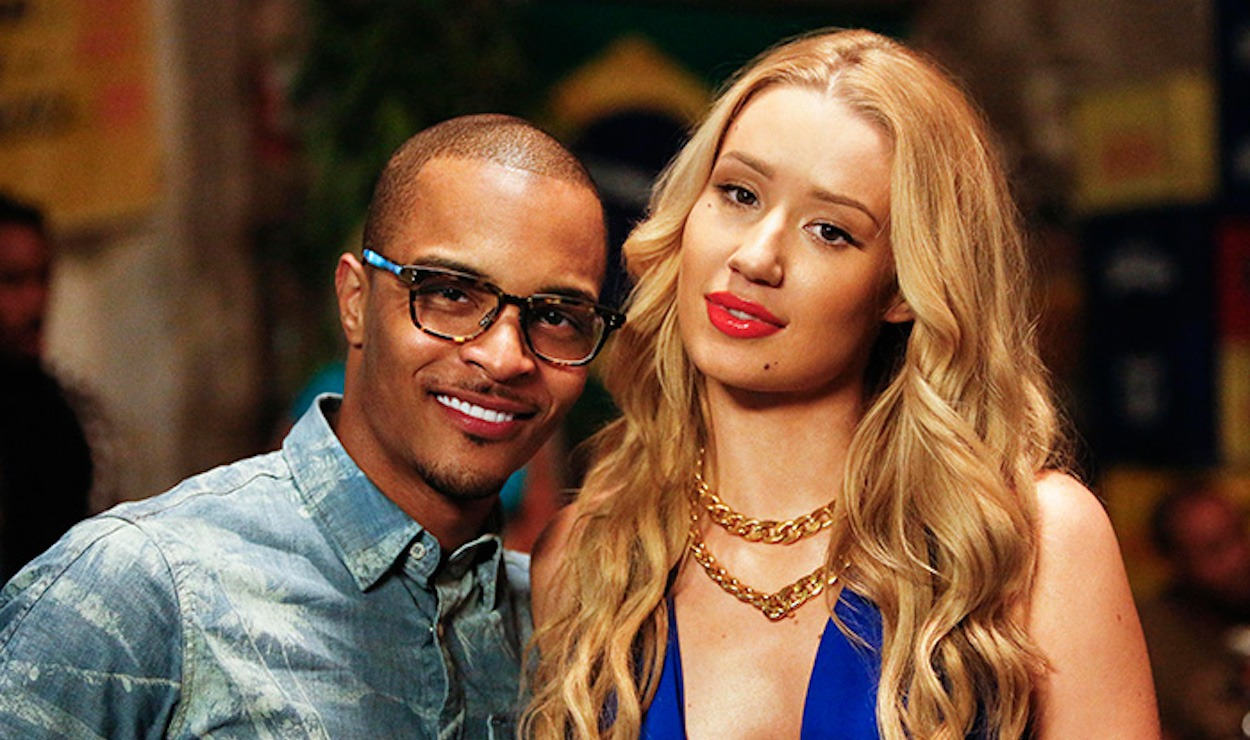 T.I. Says Iggy Azalea Put His #8220;reputation in the line of fire#8221; 1464594426