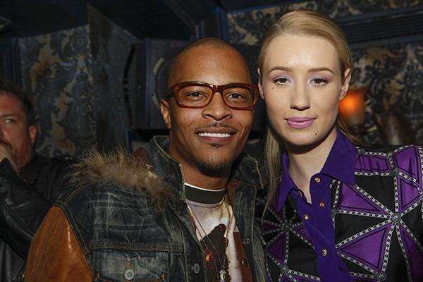 T.I. Says Iggy Azalea Put His #8220;reputation in the line of fire#8221; 1291159747
