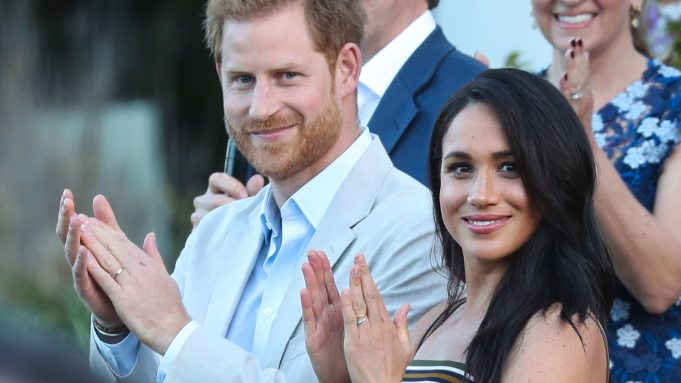 Prince Harry Releases Statement Against The Poor Treatment Of Meghan Markle #8220;I cannot begin to describe how painful it has been#8221; 92184887