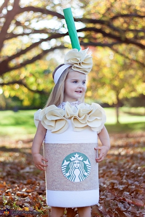 5 Seriously Adorable Kids Dressed In Starbucks Costumes 1825540303