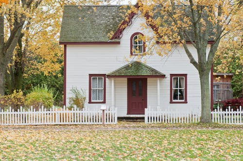 Simple Ways to Secure Your New Home 487554319
