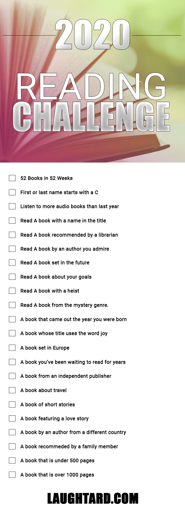 Take On Our Reading Challenge 257982470
