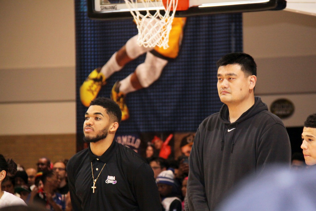 Karl-Anthony Towns At Top NBA Rumor Headlines