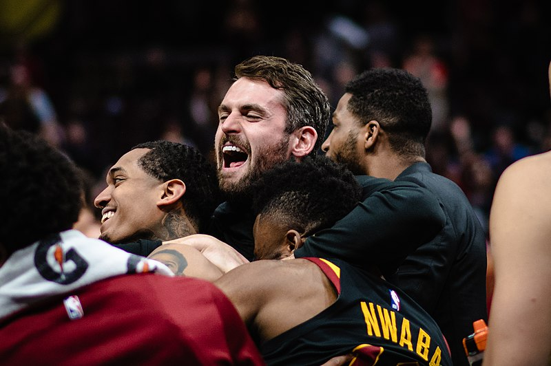 Kevin Love Honest With Reporters Regarding Trade