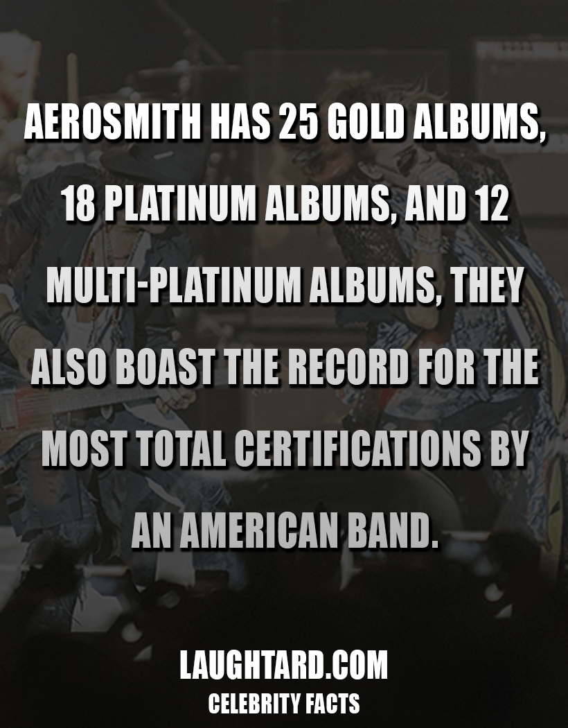 Fact About Aerosmith 2125776085