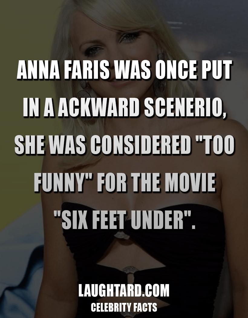 Fact About Anna Faris 1533430167
