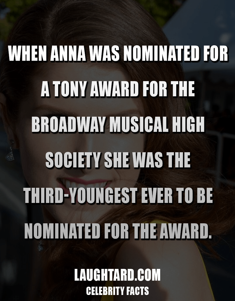 Fact About Anna Kendrick 1491491462