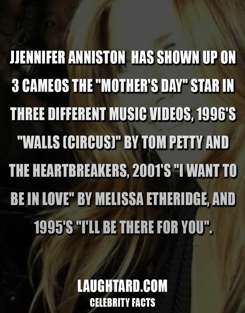 Fact About Jennifer Anniston 783441142
