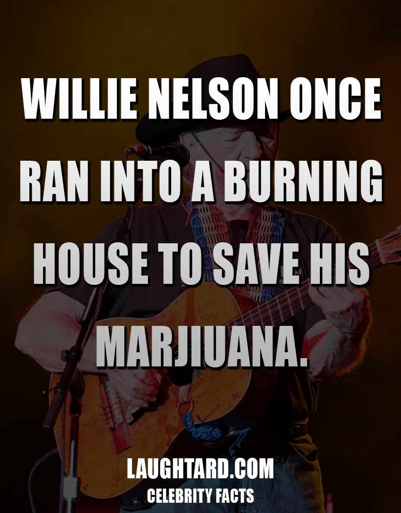 Fact About Willie Nelson 372236281