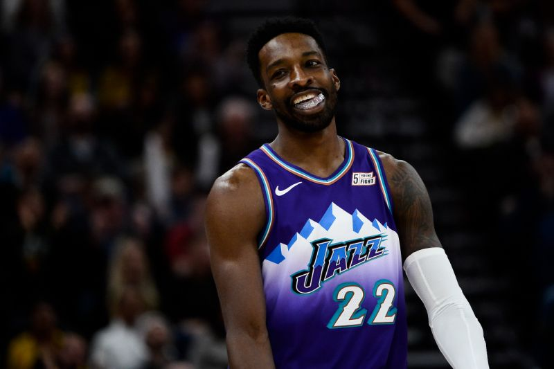 Jeff Green Waived By The Utah Jazz 245511886
