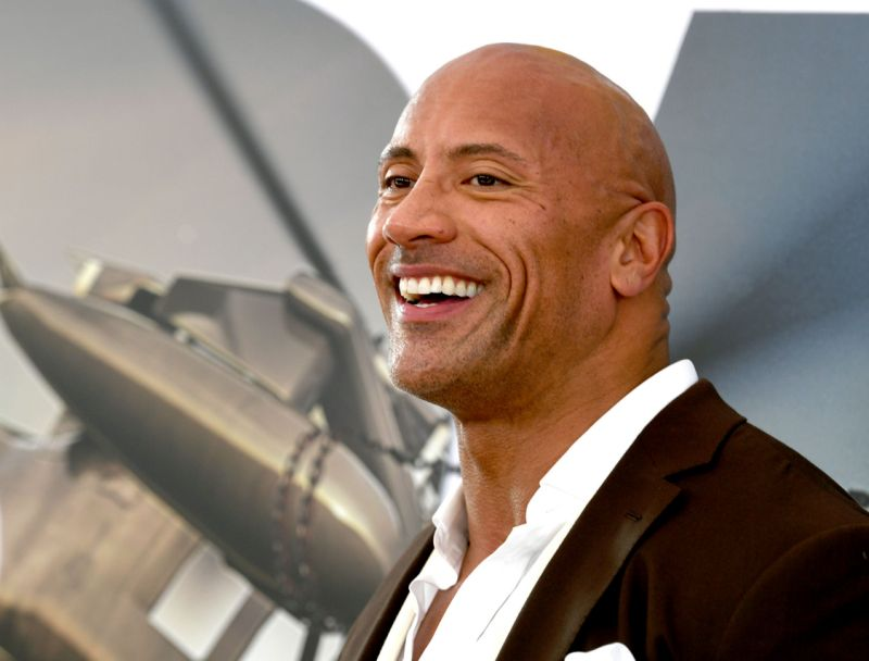 15 Facts You Never Knew About Dwayne #8216;The Rock' Johnson 495241151