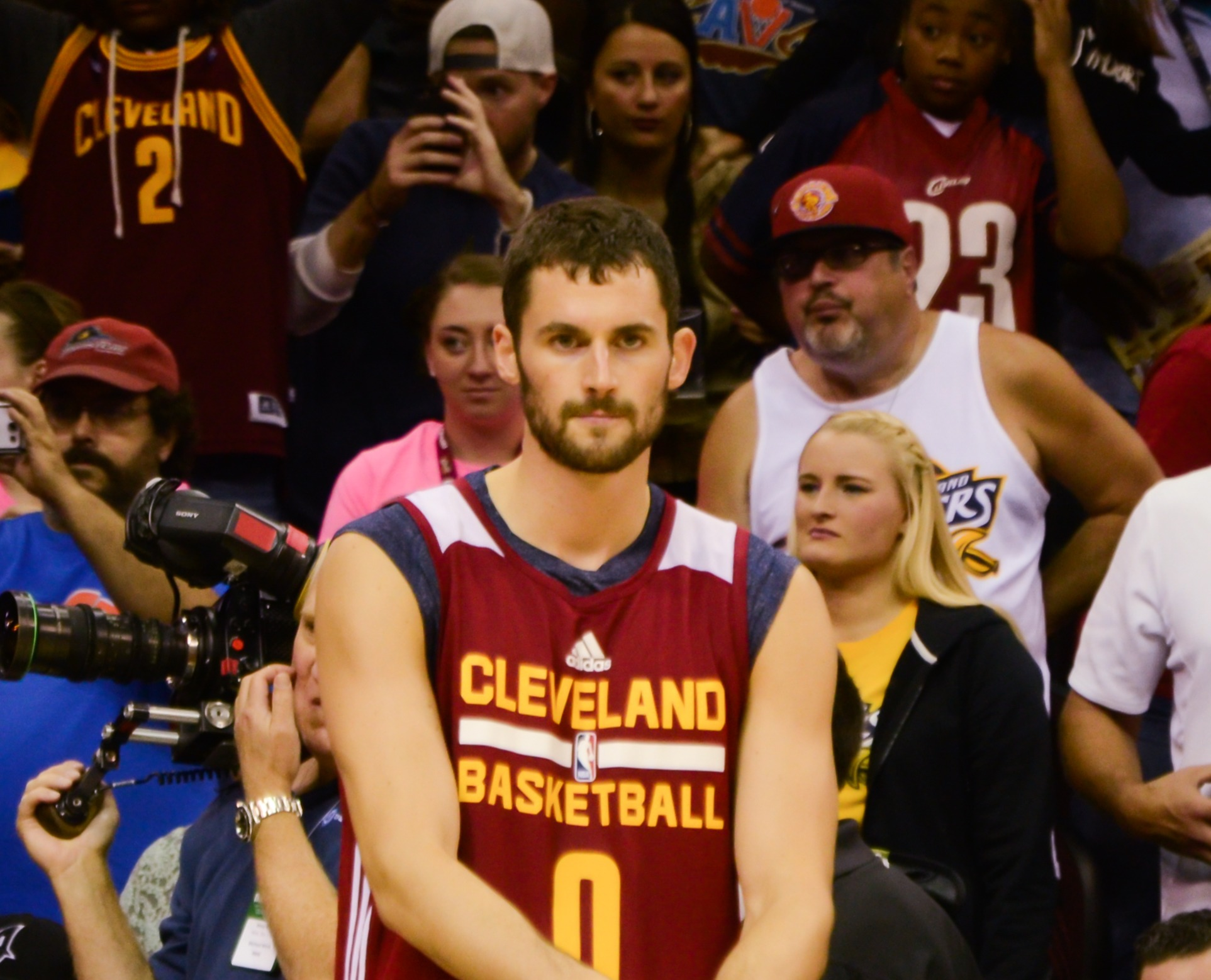 Kevin Love Not Happy At The Situation With The Cleveland Cavaliers