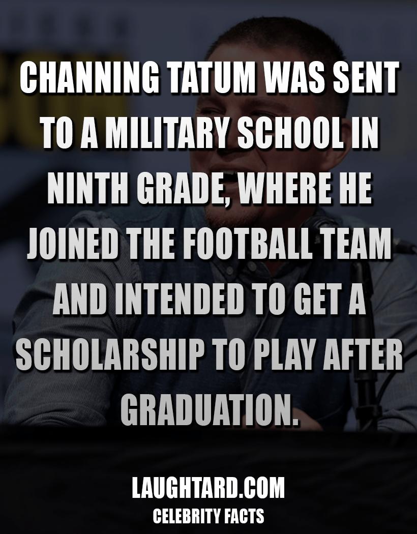 Fact About Channing Tatum 1005088708