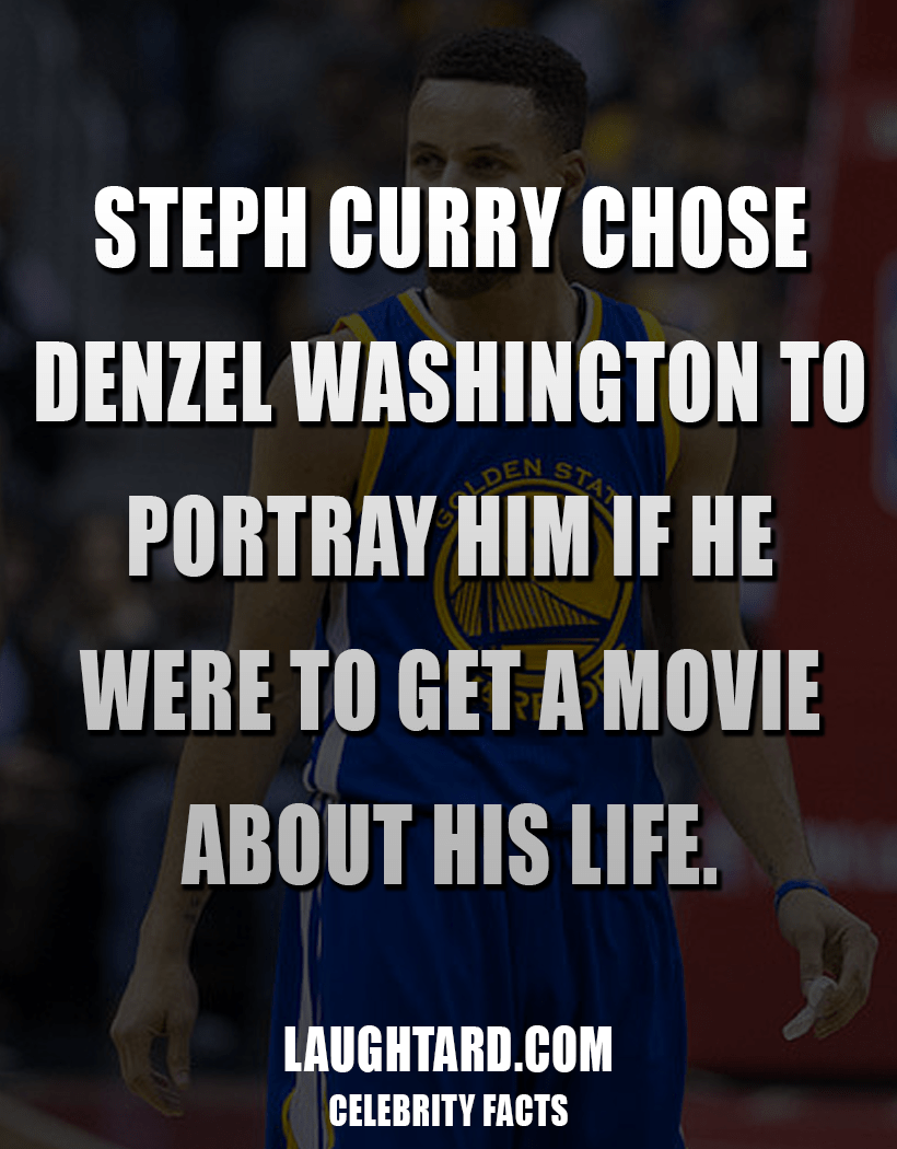 Fact About Stephen Curry 1802949429