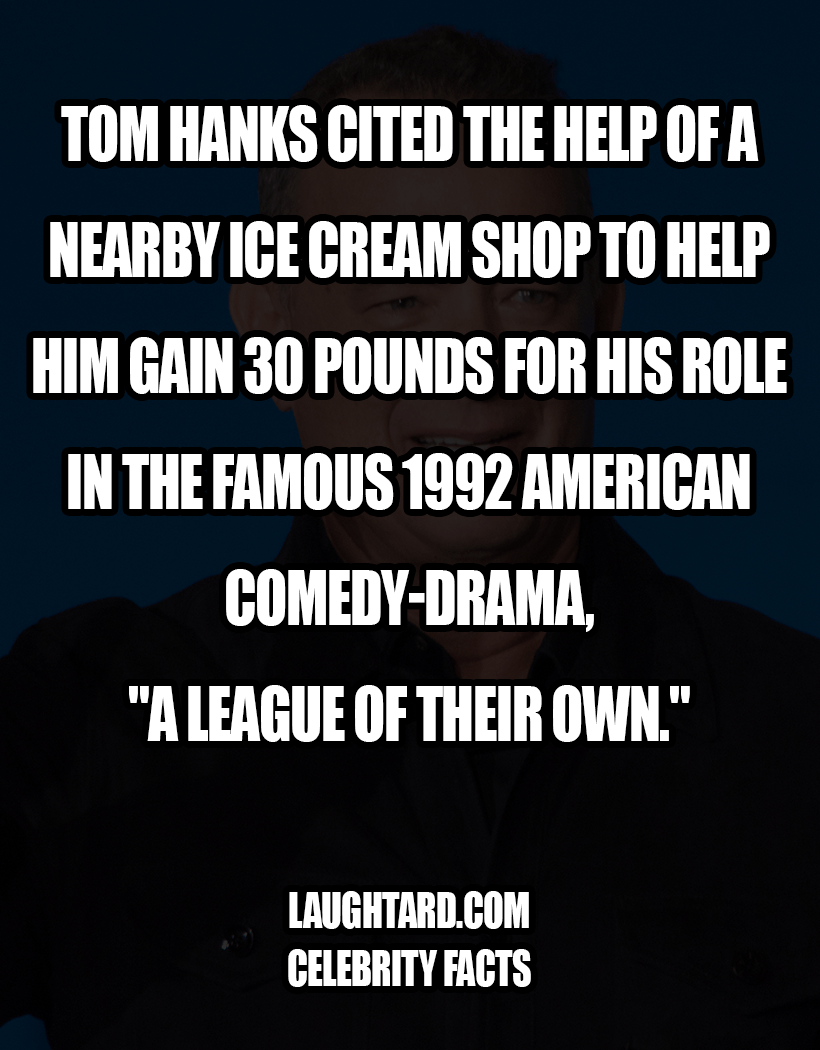 Fact About Tom Hanks