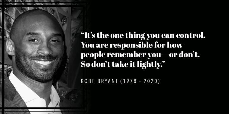12 Of Kobe Bryant's Most Inspirational Quotes