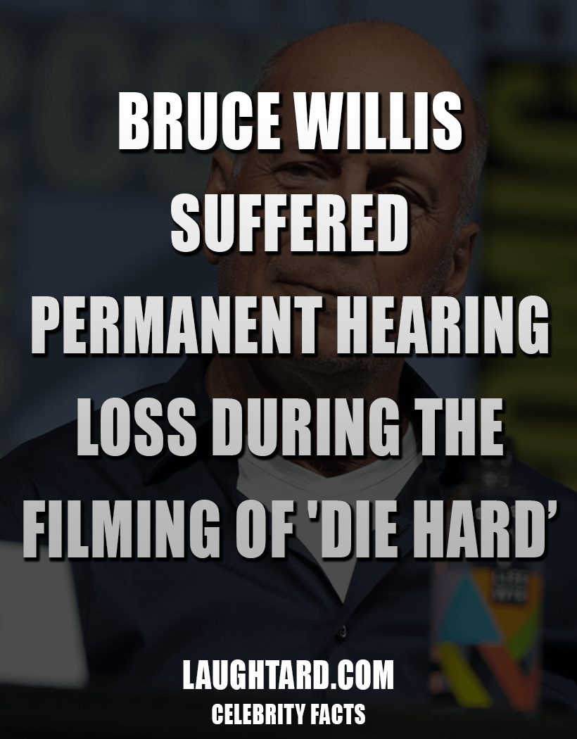 Fact About Bruce Willis