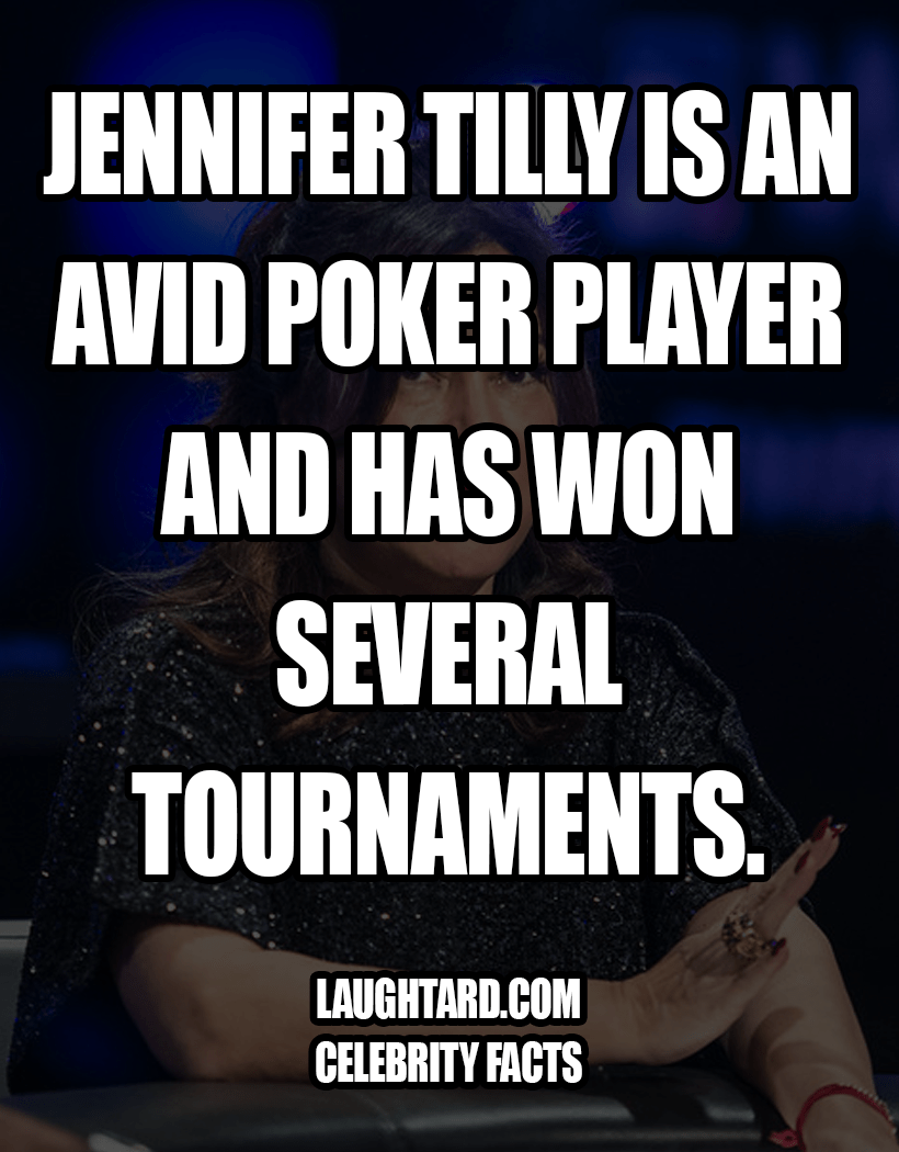 Fact About Jennifer Tilly