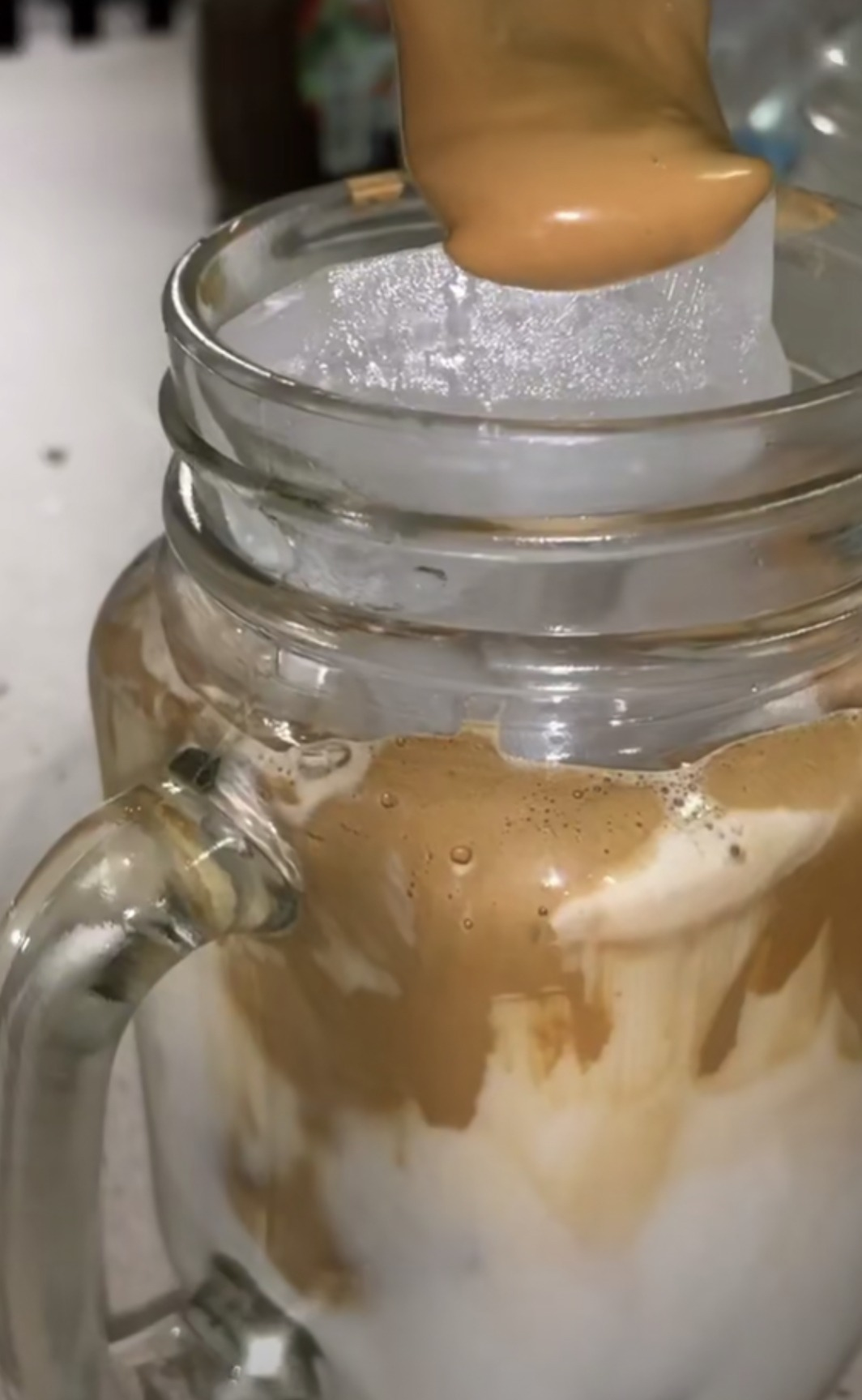 This Whipped Coffee Drink Is Trending On TikTok