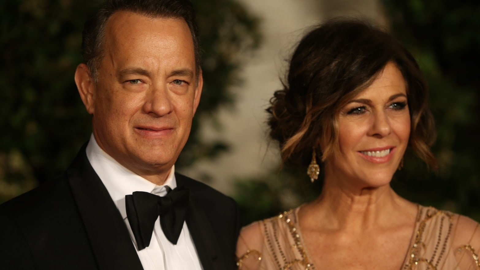 Tom Hanks And Wife Rita Wilson Test Positive For Coronavirus