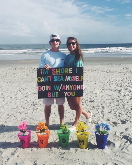 31 Awesomely Creative Promposals 1039084590